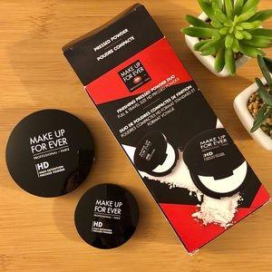 Make Up Forever Finishing Powder Duo (full&travel)